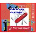 VICTORINOX SCYZORYK HIKER Celidor 1.4613 91mm, czerwony